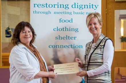 2014 Grant Award – Steinbach Community Outreach